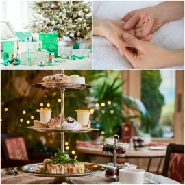 Festive Afternoon Tea Event