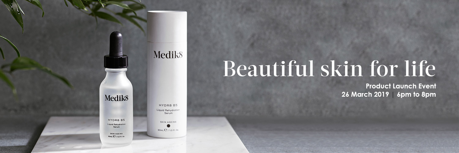 Medik8 Product Launch Event at Spa by Kasia 26 March 2019