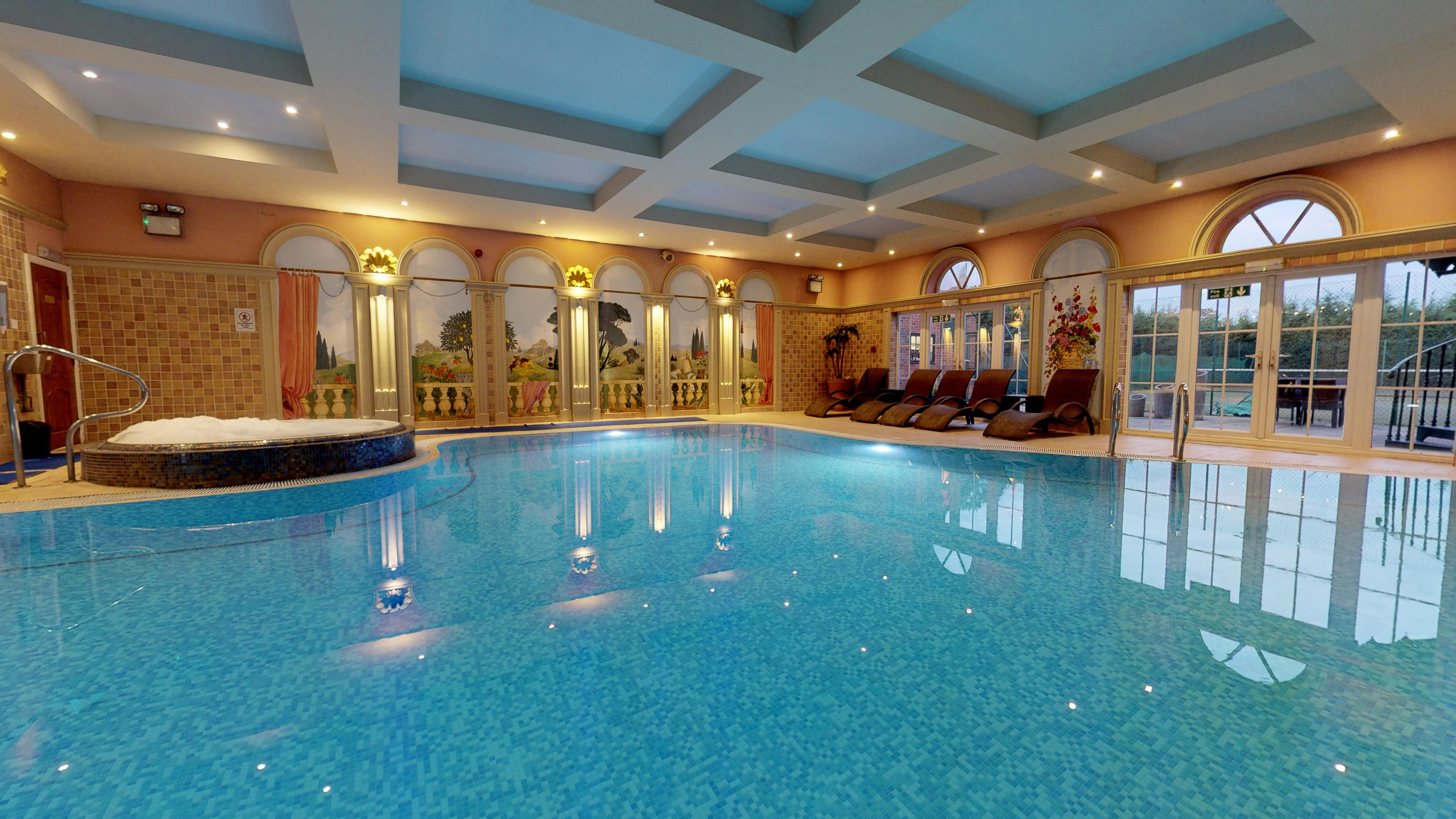 Spa by Kasia Swimming Pool