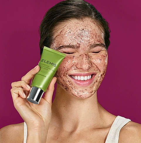 Elemis Superfood Blackcurrant Jelly Exfoliator Spa By Kasia