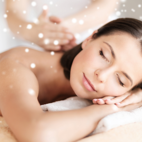 Winter Restore body treatment offer